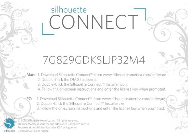 connect plugin software - Silhouette | yolo creative