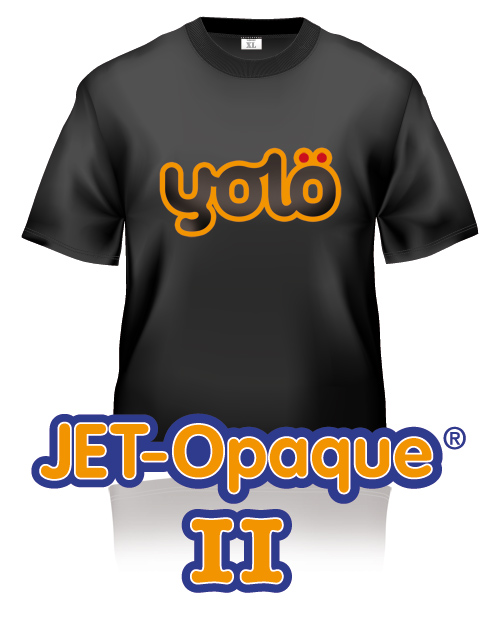 yolö creative | love transfer - Jet-Opaque® II T-Shirt Transfer Paper – Heat Transfer Paper for Inkjet Printers