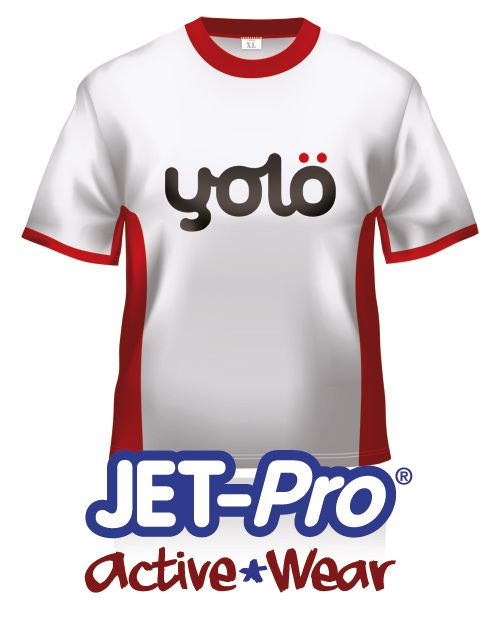 heat transfer paper for synthetic fabrics - inkjet printers | yolo creative