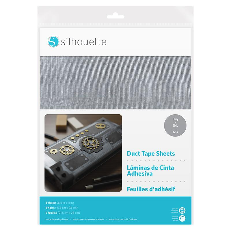 best duct tape sheets - Silhouette | yolo creative