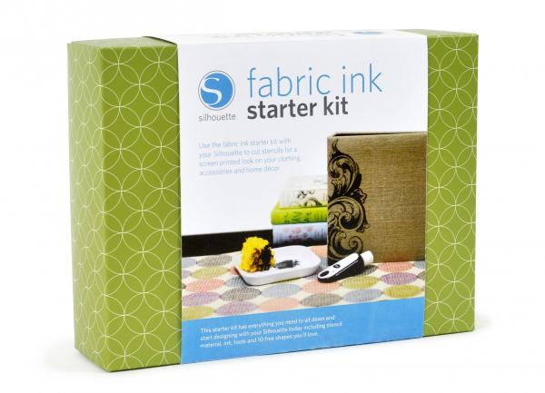 yolö creative | love transfer - Silhouette Fabric Ink Starter Kit