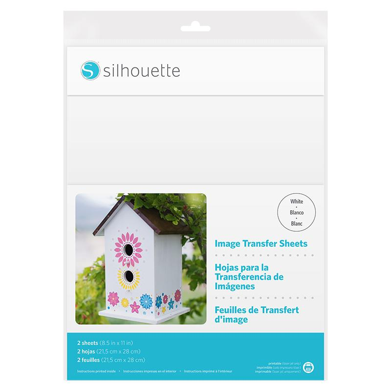 best image transfer sheets for hard surfaces - Silhouette | yolo creative