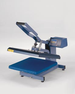 Transmatic Heat Press: TMH-28 & TMH-29